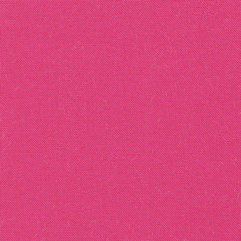 Designer Solids - Hot Rose Yardage