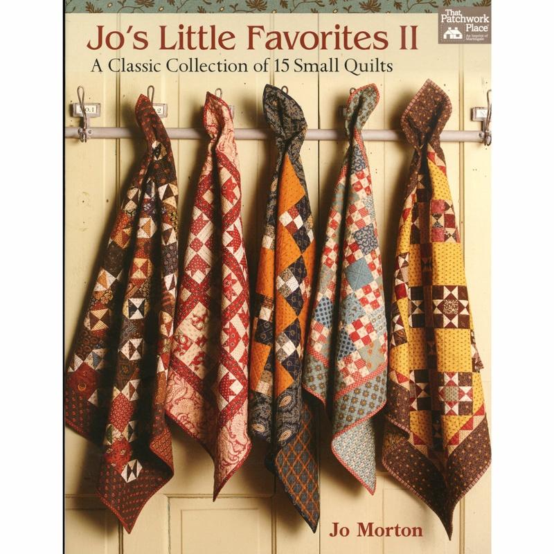 Jo's Little Favorites II Book