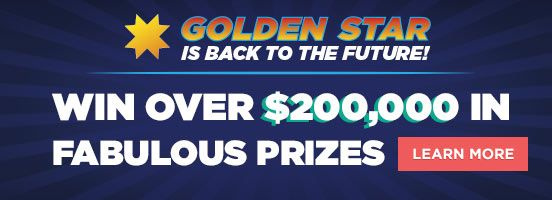 Golden Star is Back... To the Future!