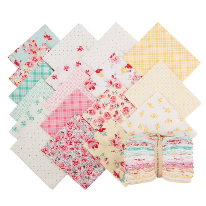 Lily Fat Quarter Bundle