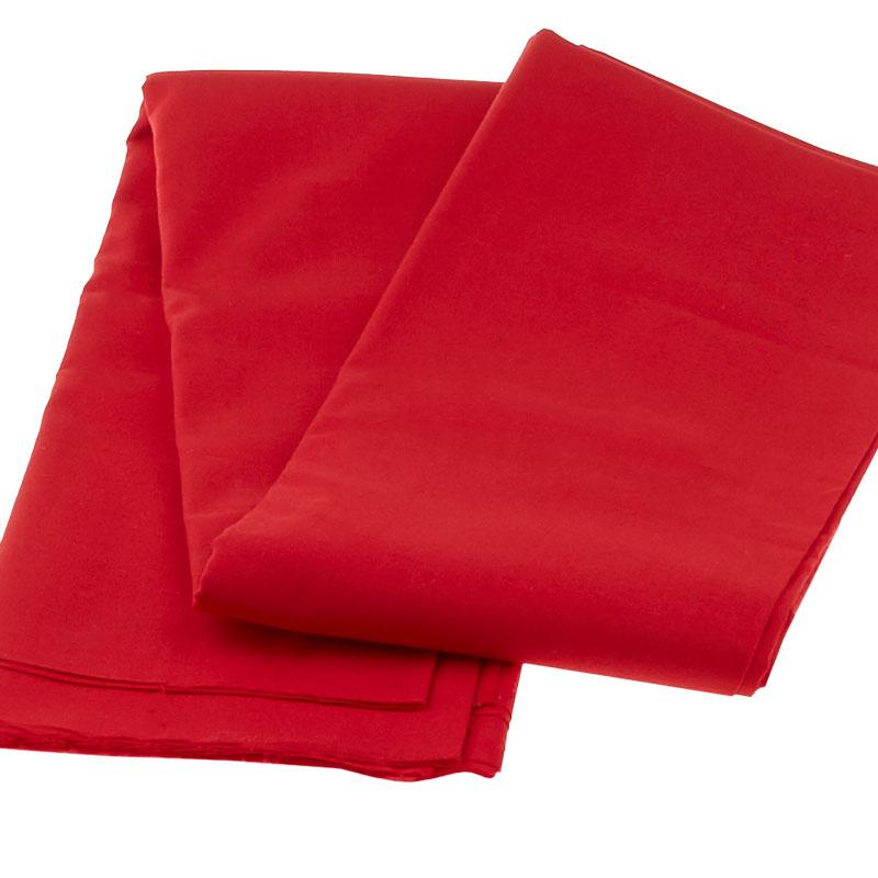 Kona Cotton Red Wonky 2 Yard Cut