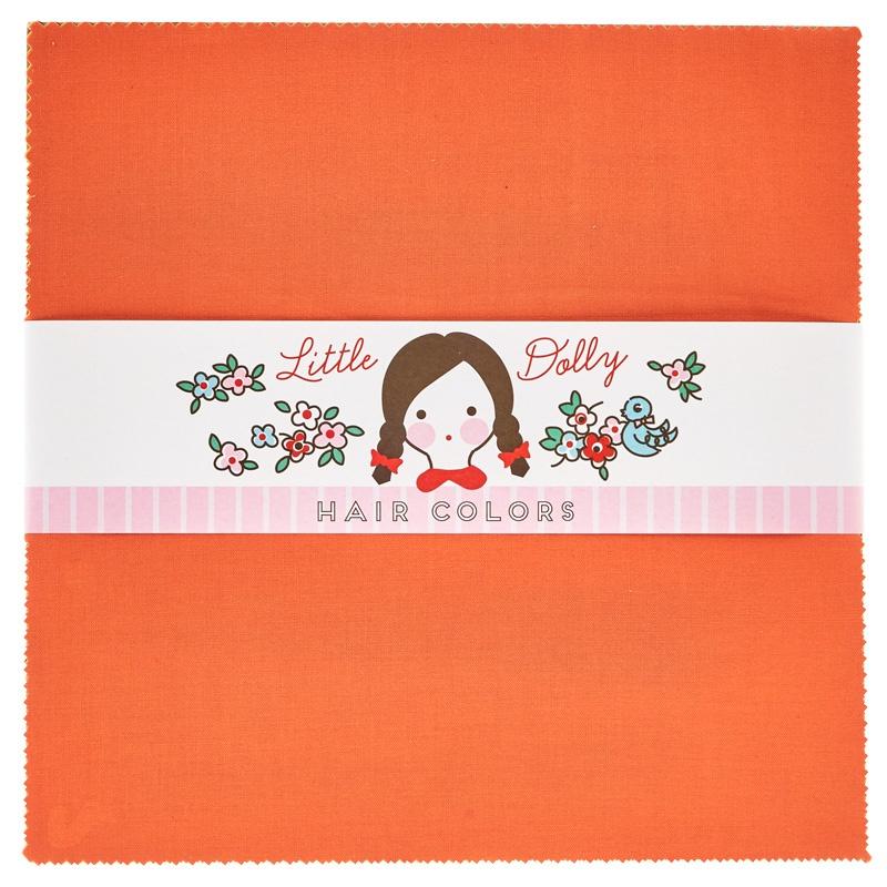 Little Dolly Doll Hair Colors 10