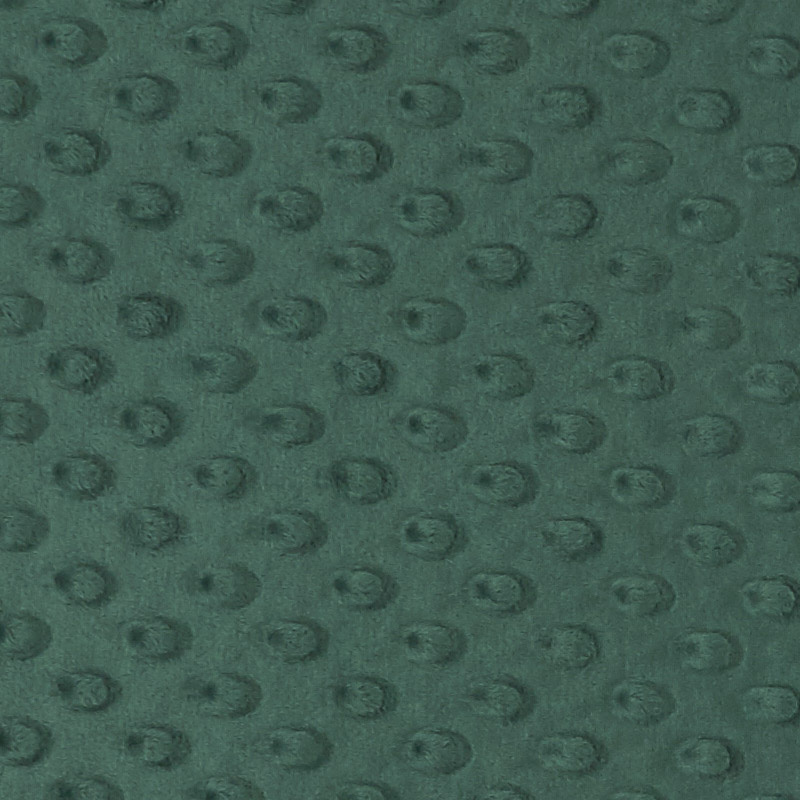 Cuddle Embossed Dimple - Evergreen 60