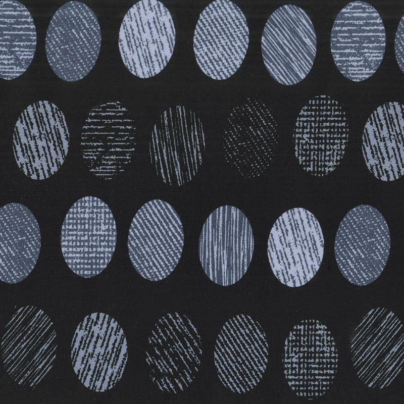 Oval Essence - Black Charcoal 108