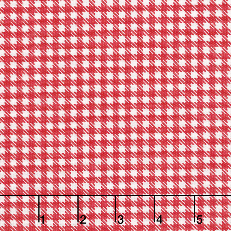 Farm Girl Vintage - Gingham Red Yardage