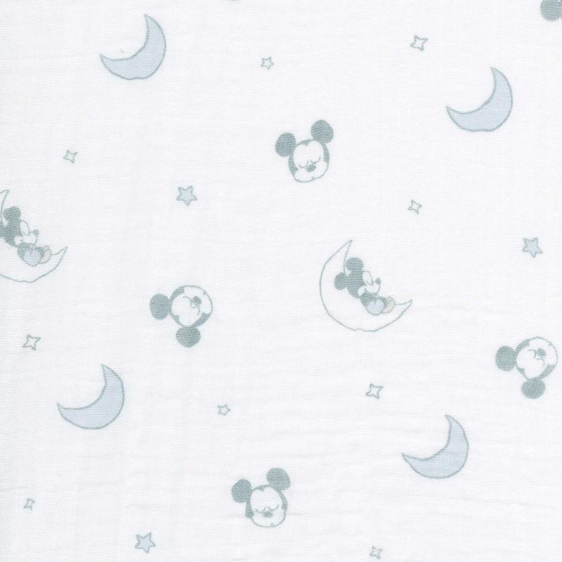 Cotton Muslin Double Gauze - Mickey Multi Yardage