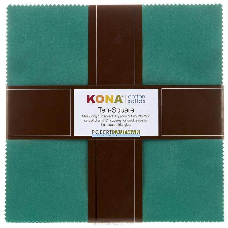 Kona Cotton - Bluegrass Ten Squares