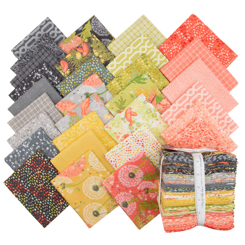 10 Layer Cake Fabric Free Pattern Meadowside Designs