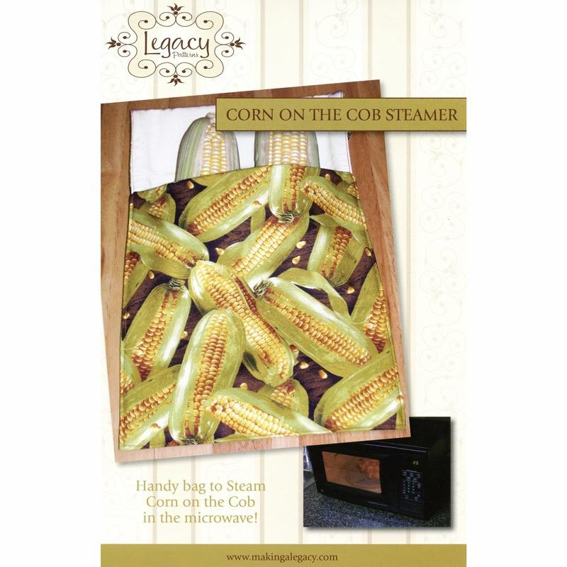 Corn On The Cob Steamer Pattern
