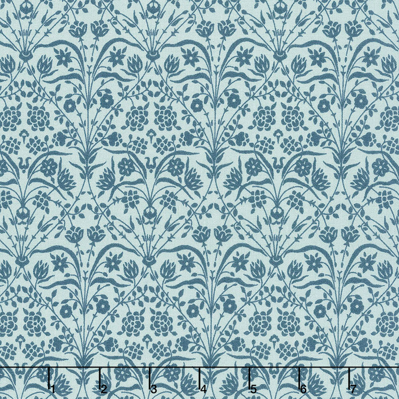 The Winterbourne Collection - Bankart Silouette A Yardage