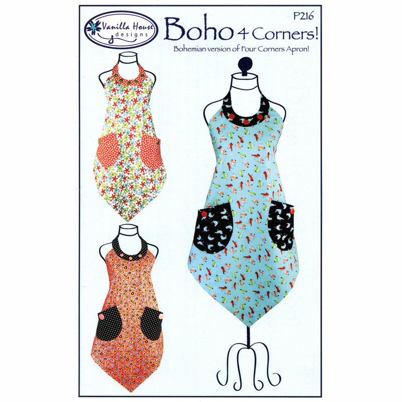 Apparel & Apron Patterns | Make your own adorable clothing!