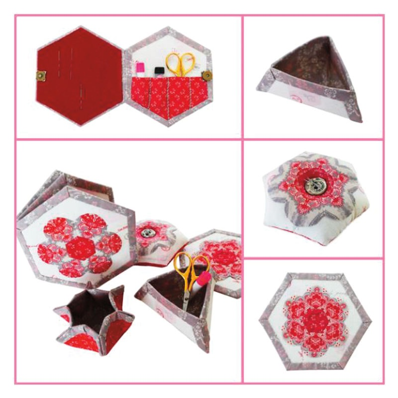 Sue Daley Bibs and Bobs Sewing Accessories Kit