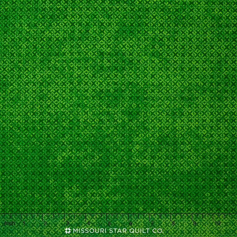 Wilmington Essentials - Criss Cross Green 108