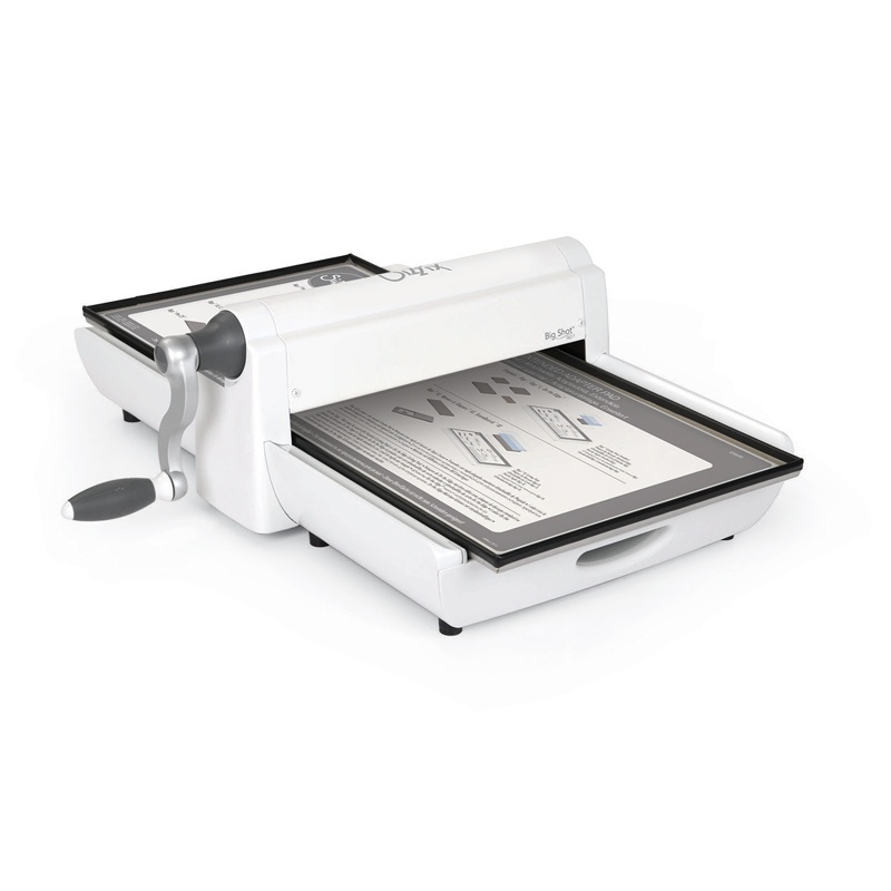Sizzix Big Shot Pro - Machine Only with Extended Accessories