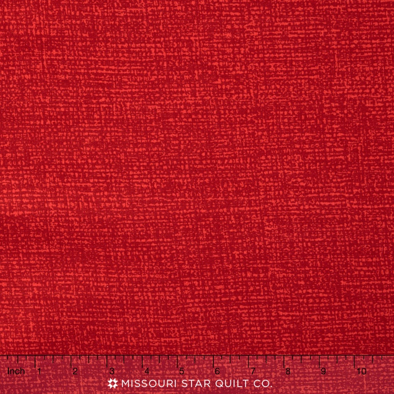 Avery - 108'' Wide Weave Texture Red Backing