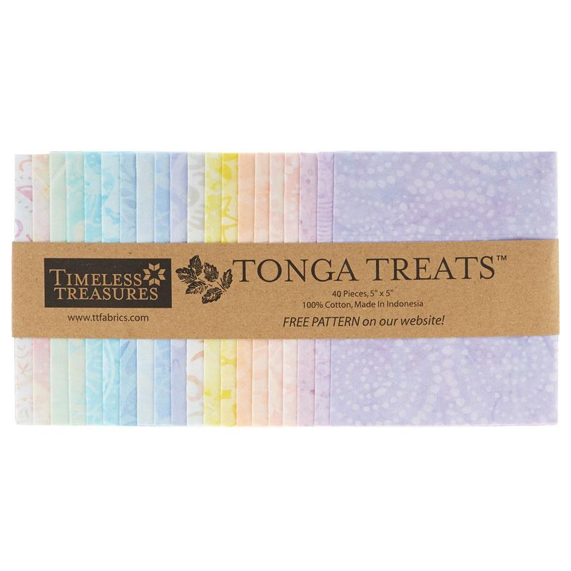 Tonga Treats Batiks - Buttercream Minis