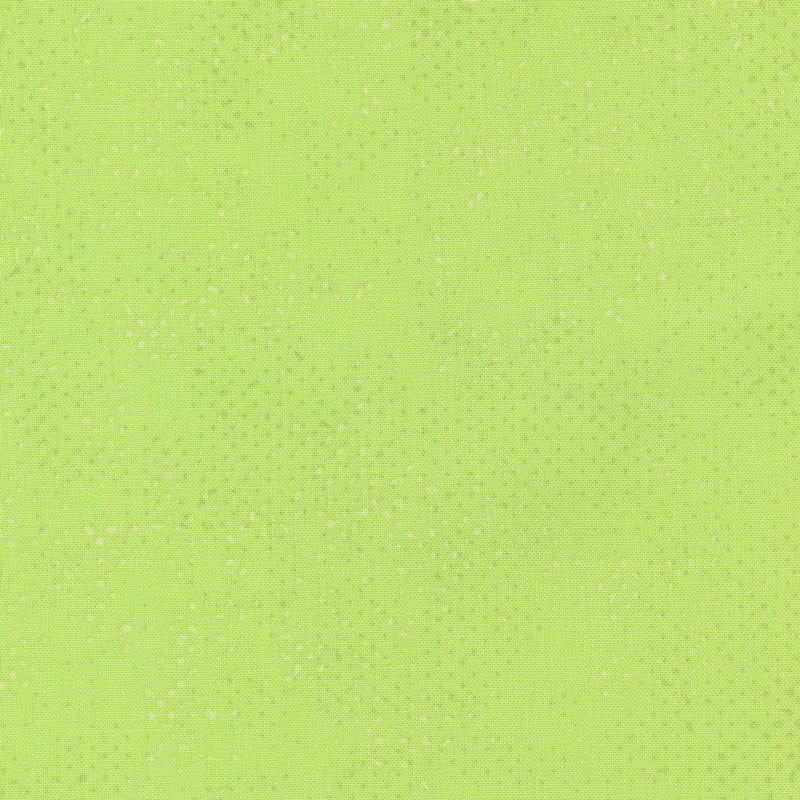 Spotted - Lime Yardage