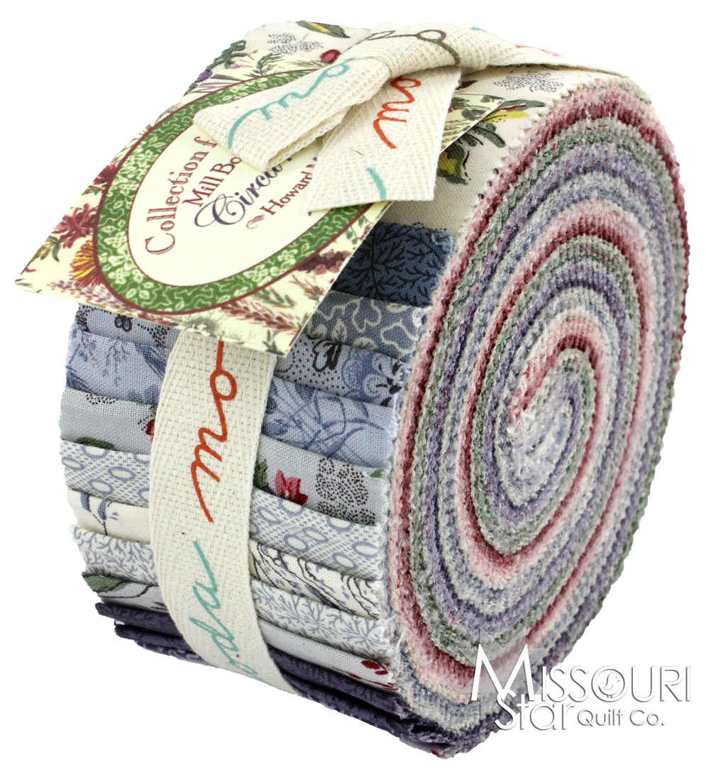 Collection for a Cause - Mill Book Jelly Roll