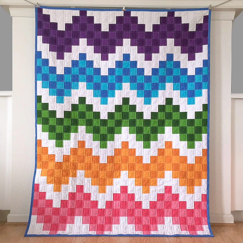 Check It Out Quilt Kit
