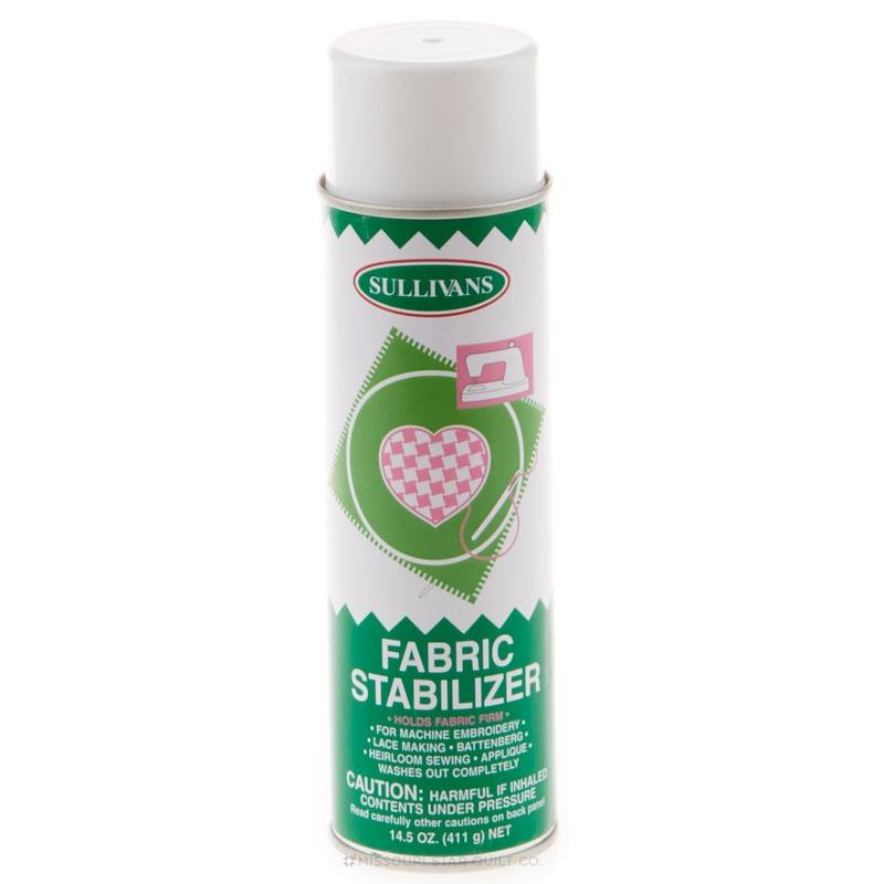 Fabric Stabilizer Spray
