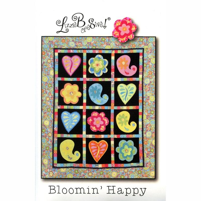 Bloomin' Happy Pattern