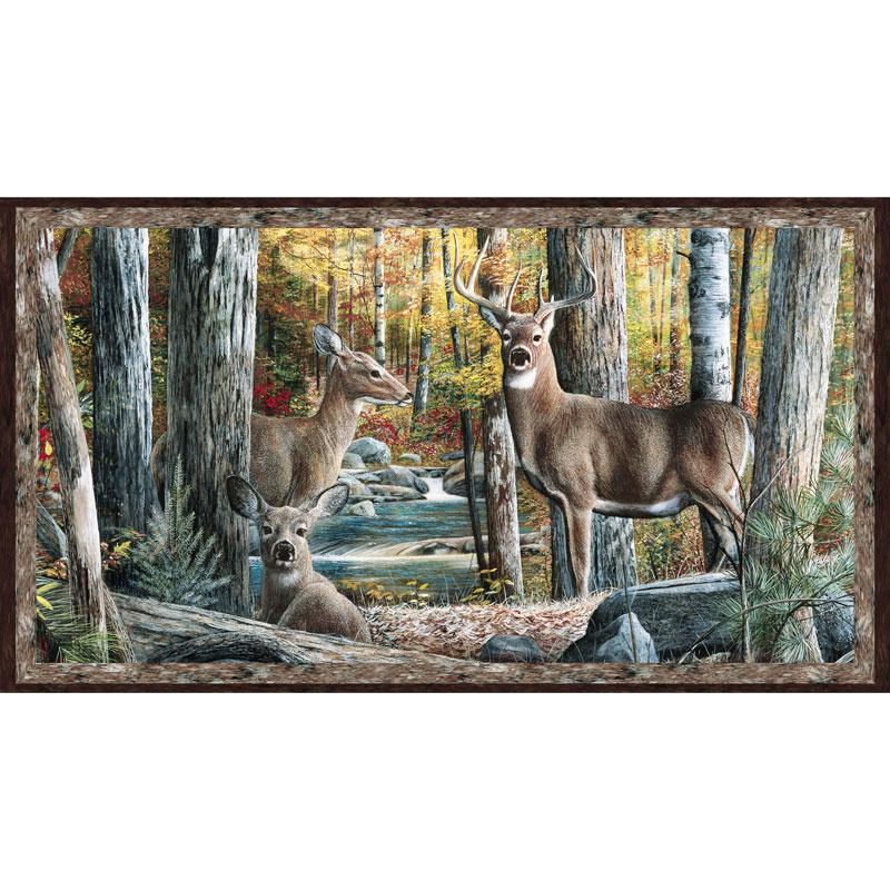 Hidden Valley - Large Deer Multi Panel