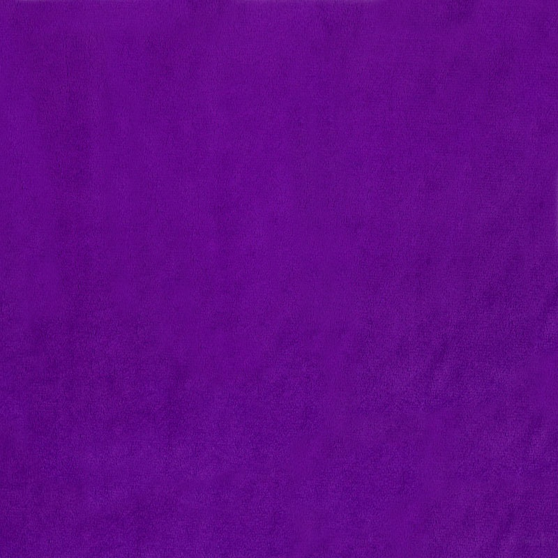 Cuddle Solids Purple 60 Quot Minky Yardage Shannon Fabrics