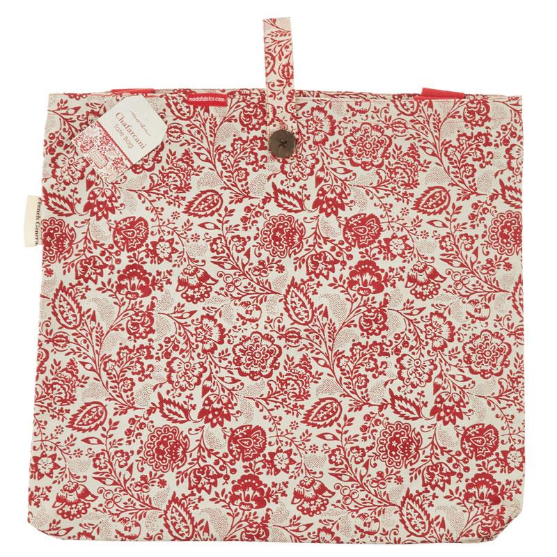 Chafarcani Reversible Tote Bag