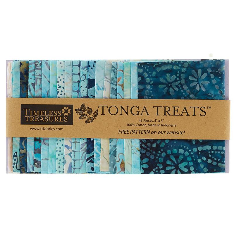 Tonga Treats Batiks - Beach Minis