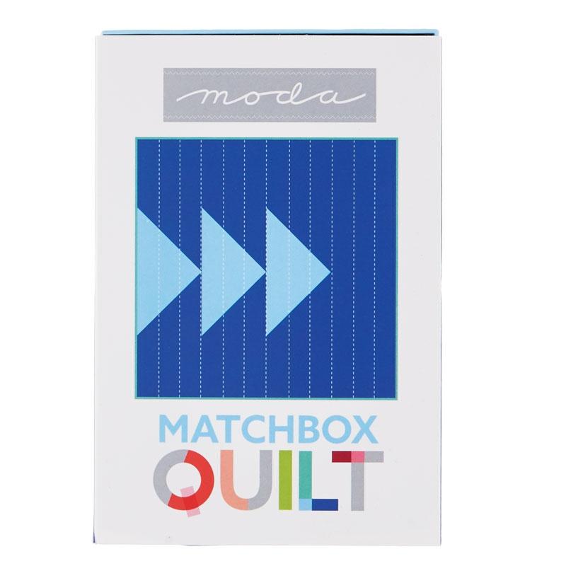 Moda Matchbox Quilt Kit - #3