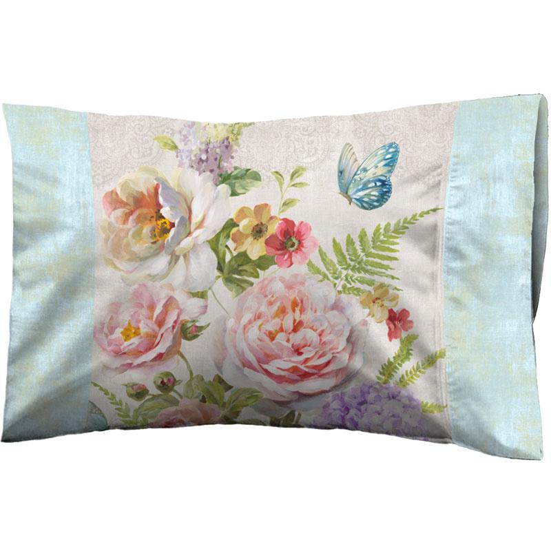 Butterfly Haven Pillowcase Kit