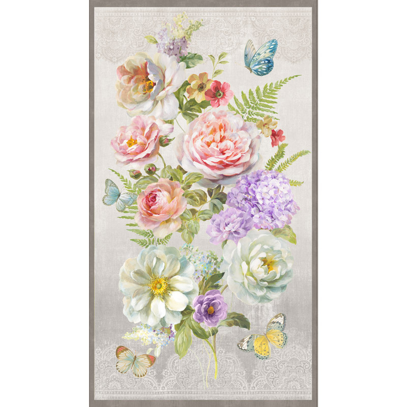 Butterfly Haven - Large Multi Panel