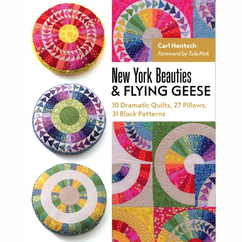 New York Beauties & Flying Geese Book