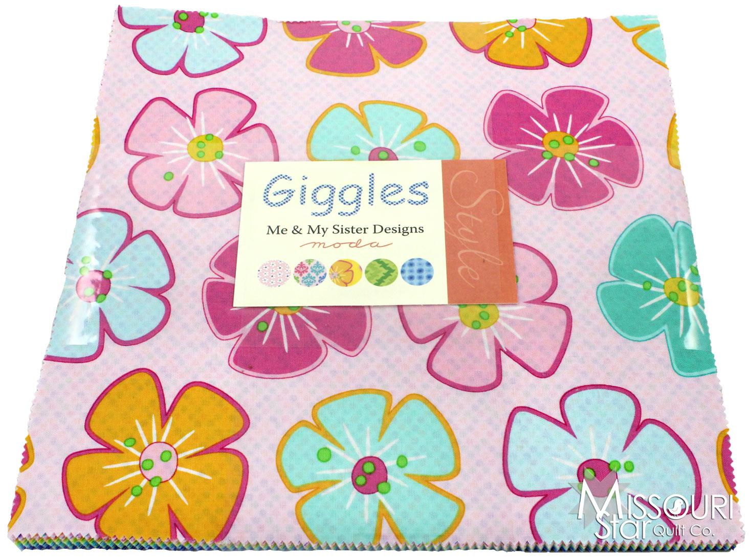 Giggles Layer Cake