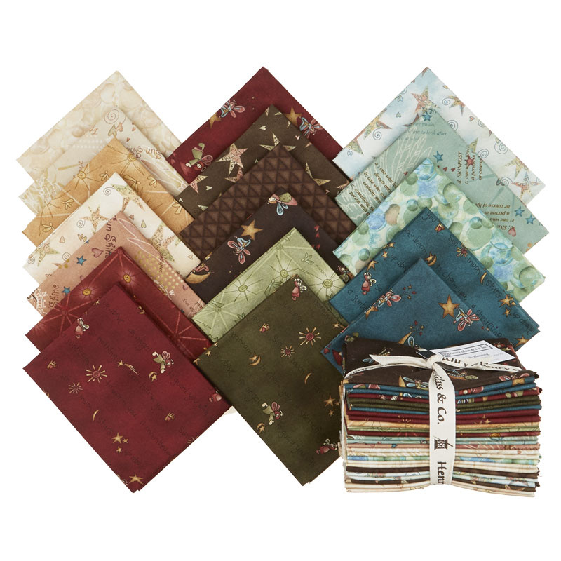 Irish Blessing Fat Quarter Bundle