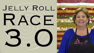 Jelly Roll Race Three Tutorial