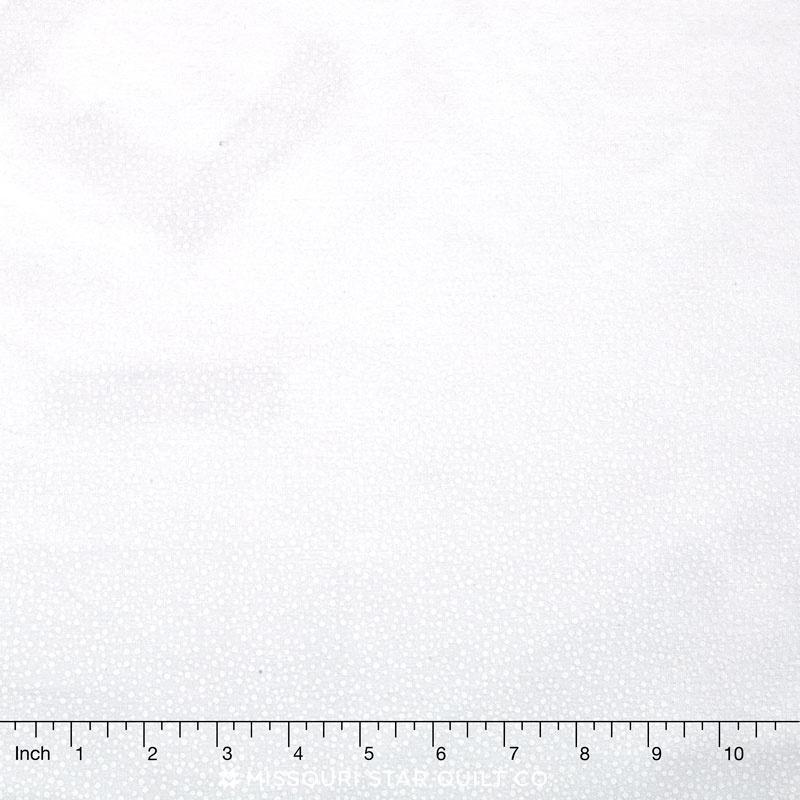 Touch of White - Tiny Dots White on White 108