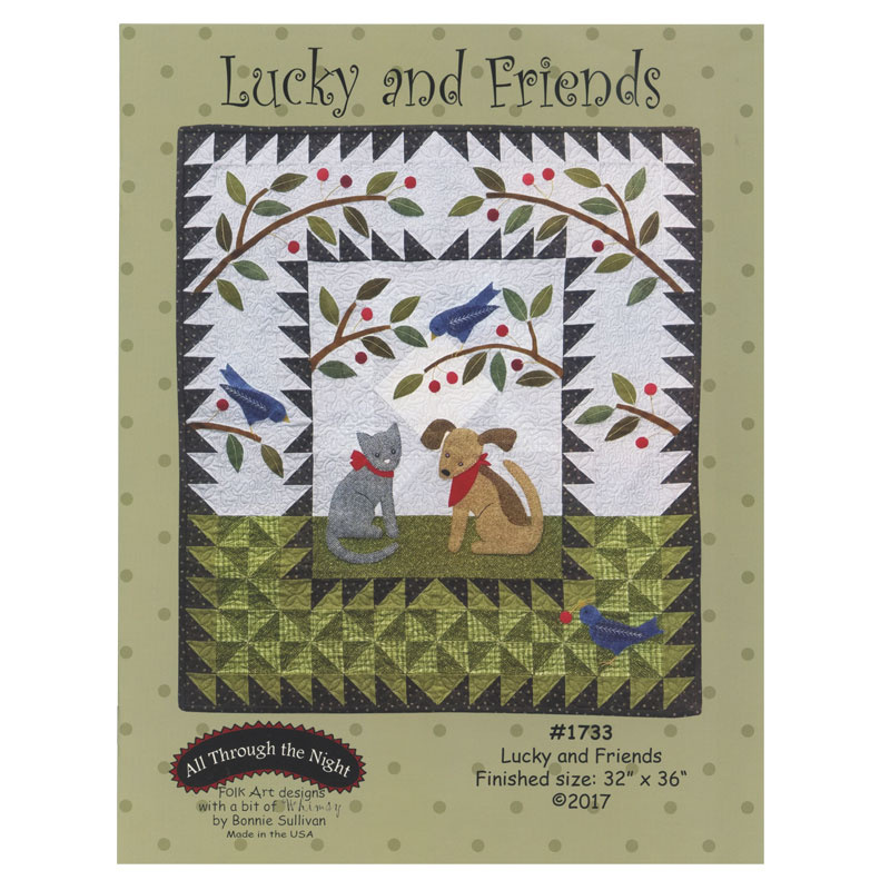 Lucky and Friends Pattern