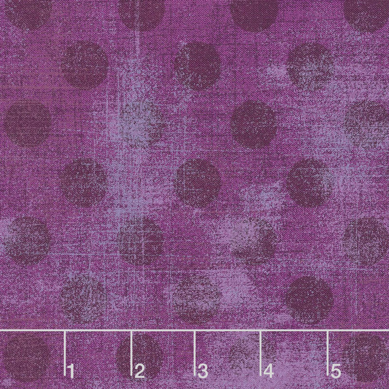 Grunge Hits the Spot - Plum Yardage