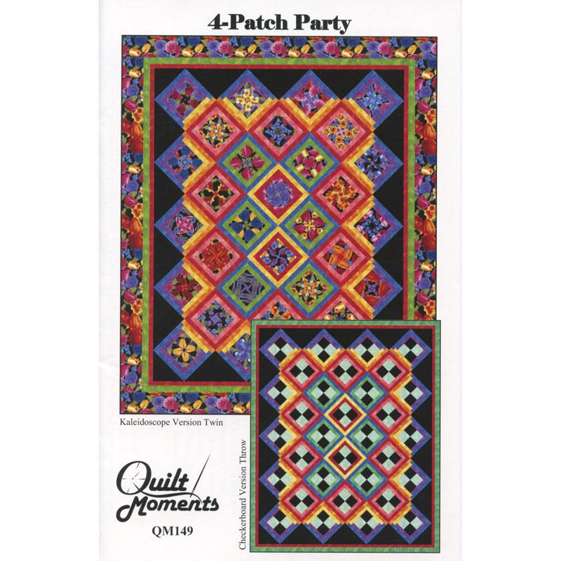 4 Patch Party Pattern