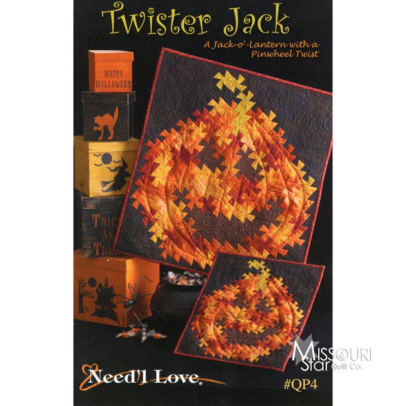 Twister Jack Pattern