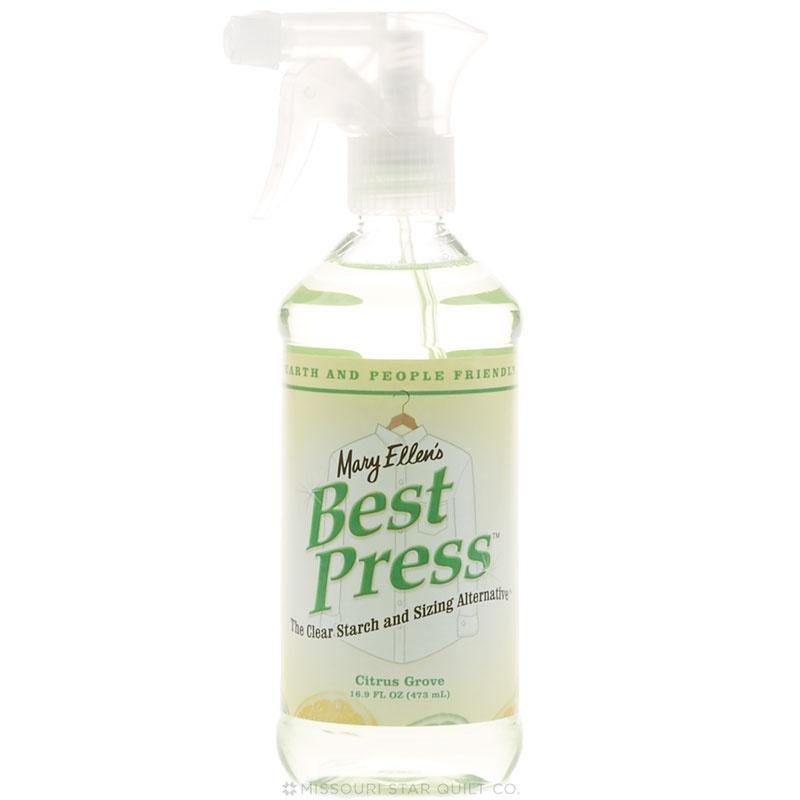 Best Press Spray Starch Citrus Grove 16oz