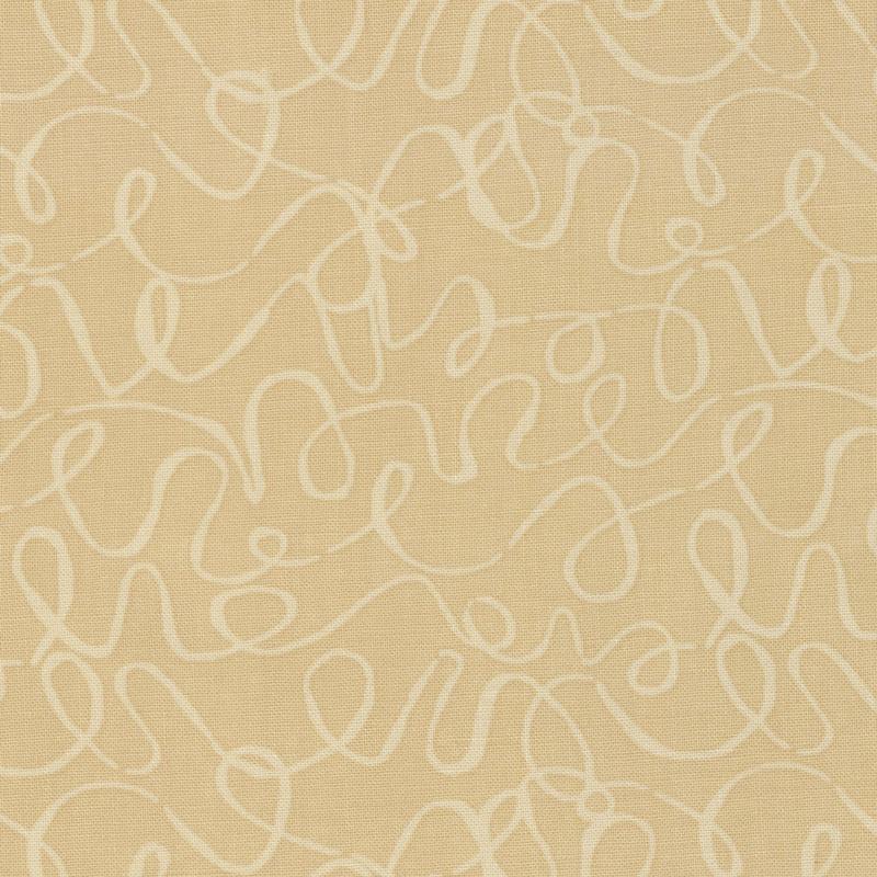 Scribbles - Scone Yardage