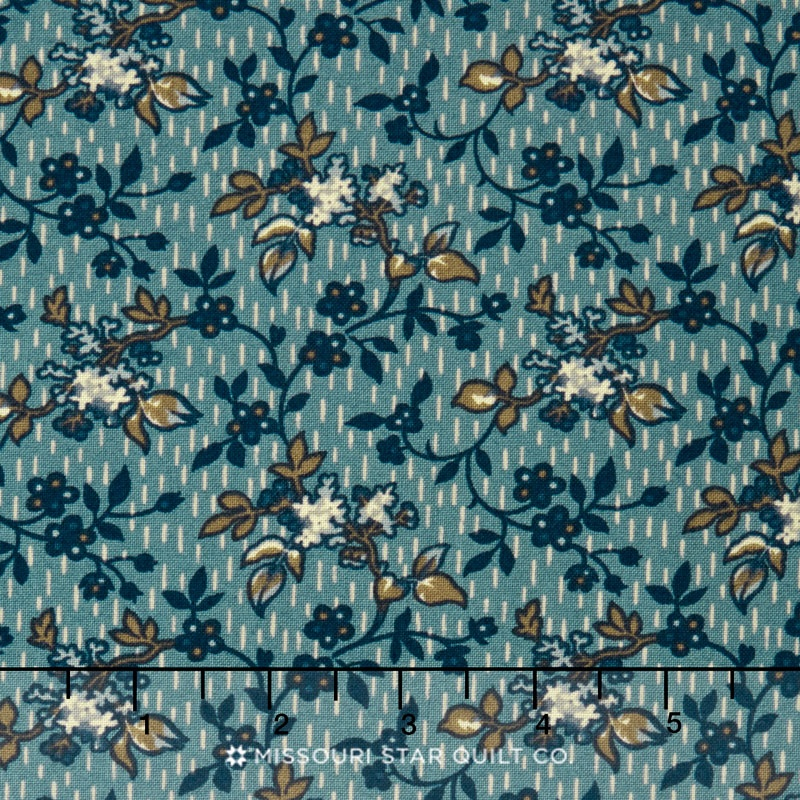 Blue Barn Prints - Golden Hour Yardage