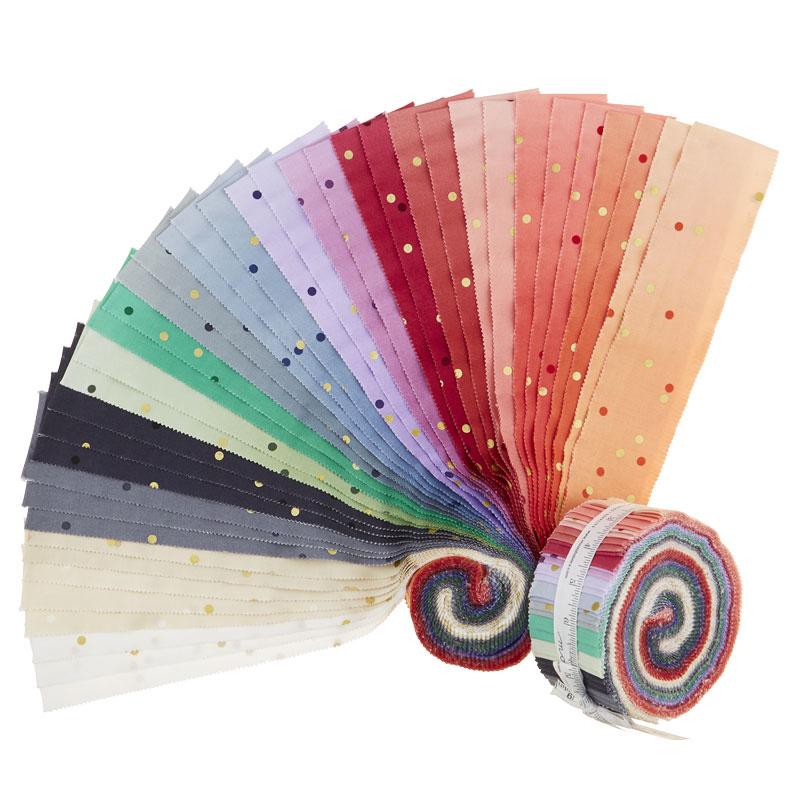 Ombre Confetti New Colors Metallic Jelly Roll