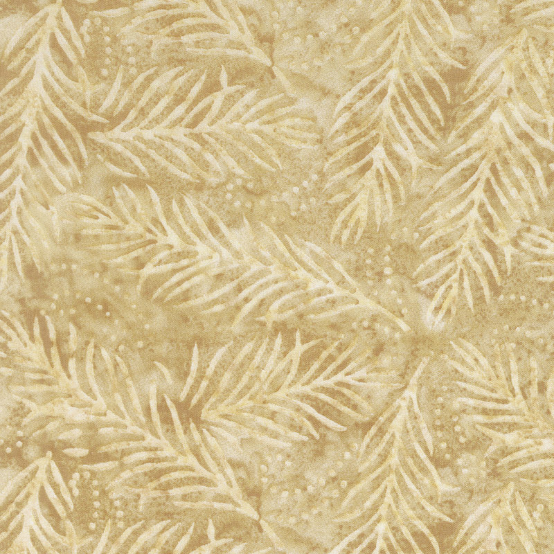 Wilmington Essentials - Delicate Fronds Dark Tan 108