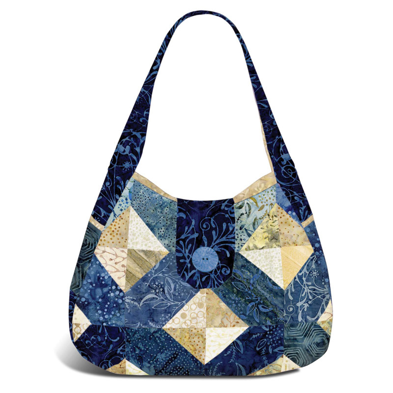 Baker's Dozen Batiks Newport Bag Kit