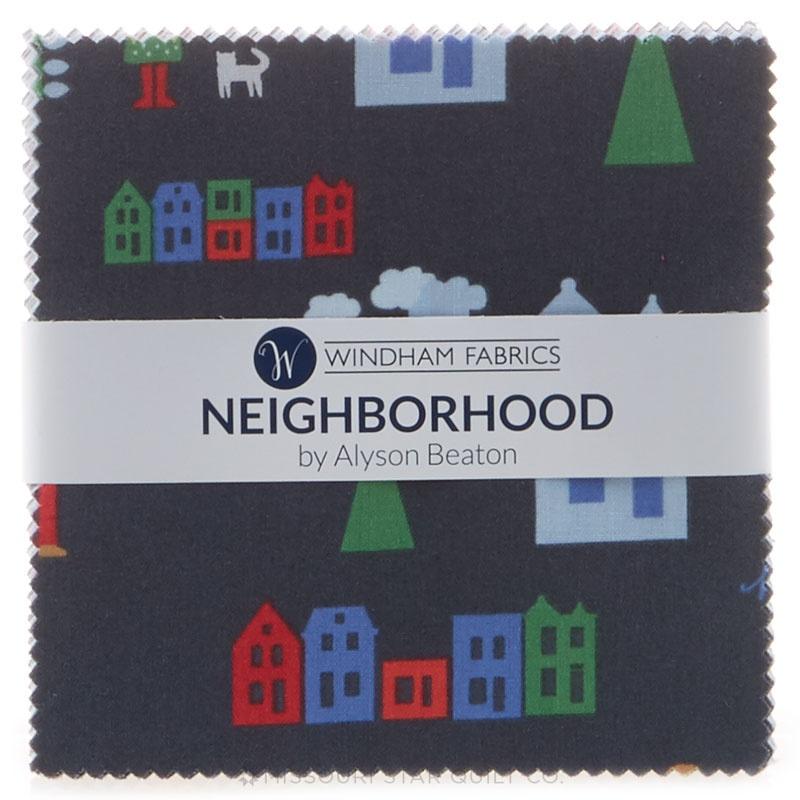 Neighborhood Charm Pack