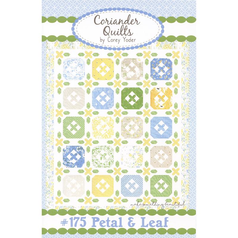 Petal & Leaf Pattern