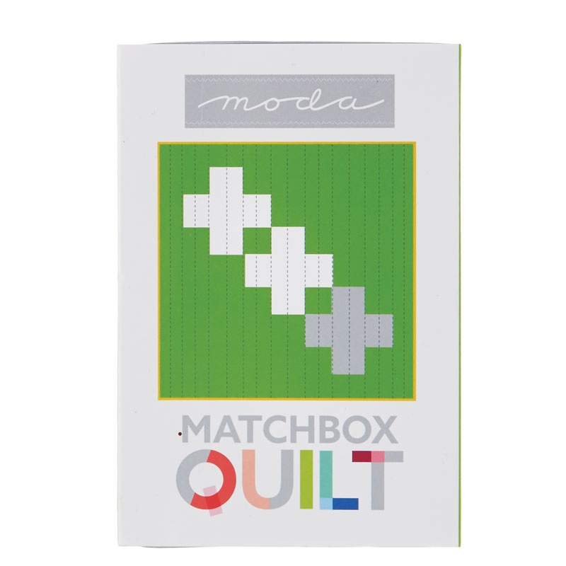 Moda Matchbox Quilt Kit - #8